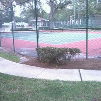 Photo taken at waterford tennis courts by Donnie J. on 5/15/2012