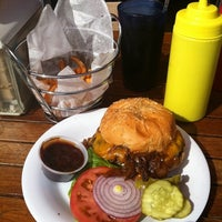 Photo taken at 67 Burger by Crystal J. on 3/9/2012