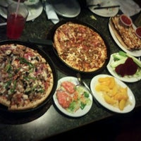 Photo taken at Pizza Hut by Angel M. on 3/21/2012