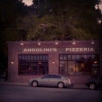 Photo taken at Andolini's Pizzeria by Matt C. on 8/29/2012