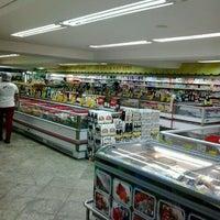 Photo taken at Supermercado Fortaleza Hiper by Adriano G. on 8/9/2012