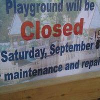 Photo taken at Kitsap Kids Playground by {{*Janiece*}} on 9/13/2012