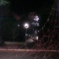 Photo taken at Parc de Sant Jordi by Carles S. on 1/20/2012