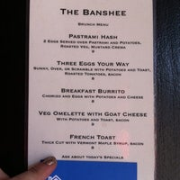 Photo taken at The Banshee by Stephanie S. on 3/28/2011