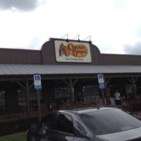 Photo taken at Cracker Barrel Old Country Store by Eduardo S. on 4/29/2012