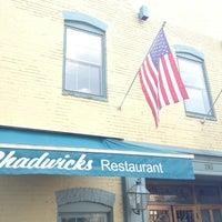 Photo taken at Chadwicks by Virath P. on 7/4/2012