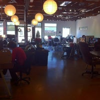 Photo taken at Gangplank HQ by Jeremy T. on 12/15/2011
