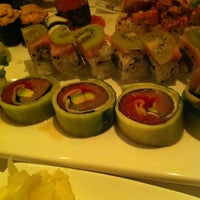 Photo taken at Doma Sushi by Crystal on 2/26/2012