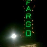 Photo taken at Fargo Theatre by Steve G. on 10/16/2011