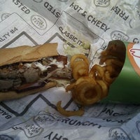 Photo taken at Arby's by GeezyBoi on 8/25/2011