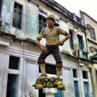 Photo taken at Rua da Moeda by Juniani M. on 2/11/2012