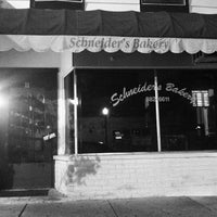 Photo taken at Schneiders Bakery by Nick R. on 10/25/2011