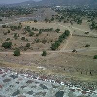 Foto tomada en Piramide del Sol por Ma auro I. el 1/14/2012