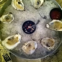 Photo taken at Doc Magrogan's Oyster House by Lesle M. on 5/21/2012