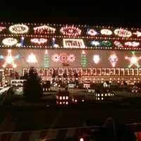 Photo taken at Koziar's Christmas Village by Frank A. on 11/26/2011