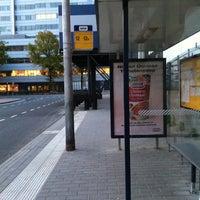 Photo taken at Busstation Centrumzijde by J❂❂P on 9/16/2011