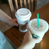Photo taken at Starbucks by Chelsea W. on 5/17/2012