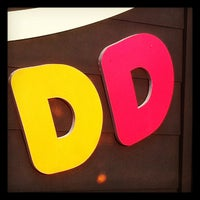 Photo taken at Dunkin' Donuts by Jared H. on 10/23/2011