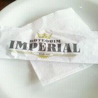 Photo taken at Botequim Imperial by Rodrigo M. on 12/30/2011