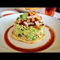 Photo taken at Taco Diner by Bev G U. on 3/5/2012