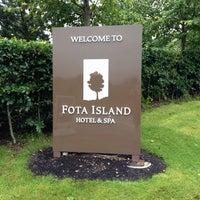 Photo taken at Fota Island Resort by Bryan H. on 7/16/2012
