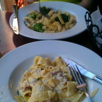 Photo taken at Florentine Cafe by Becca W. on 10/10/2011