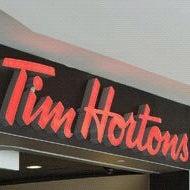 Photo taken at Tim Hortons by Azura N. on 11/13/2011