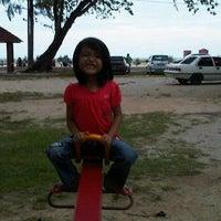 Photo taken at Playground Pantai Teluk Ketapang by Queen G. on 12/5/2011