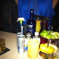 Photo taken at Brand Steakhouse & Lounge by Trinity D. on 8/7/2011
