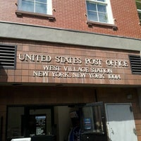 Photo taken at US Post Office by Fred W. on 4/14/2012