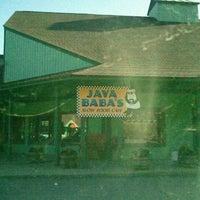 Photo taken at Java Baba's by Patrick C. on 11/4/2011