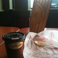 Photo taken at Tim Hortons by Alan S. on 4/14/2011