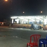 Photo taken at F & S Car Wash 24HR by Haniza A. on 1/16/2012