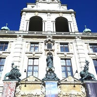 Photo taken at Bayerisches Nationalmuseum by Kent R. on 10/15/2011