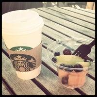 Photo taken at Starbucks by Jason J. on 1/30/2012