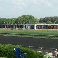 Photo taken at Arlington International Racecourse by Janelle I. on 7/2/2011
