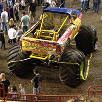 Photo taken at Pennsylvania Farm Show Complex & Expo Center by Tommy P. on 3/17/2012