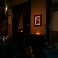 Photo taken at Cafe di Scala by Jenn N. on 1/19/2012