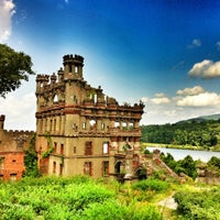 Photo taken at Bannerman Island (Pollepel Island) by Rick T. on 9/2/2012