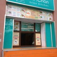 Снимок сделан в Mr.Chan пользователем Marina S. 7/26/2012
