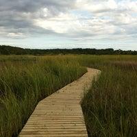 Photo taken at Mass Audubon Wellfleet Bay Wildlife Sanctuary by Anastasya T. on 9/2/2012