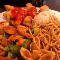 Photo taken at Mr. Chan Asian Cuisine by Lauren V. on 9/28/2011