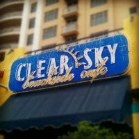 Photo taken at Clear Sky Cafe by Joseph H. on 6/5/2012