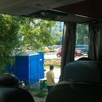 Снимок сделан в Автостанция Красногвардейская пользователем Sasha Z. 6/25/2012