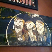 Photo taken at The Owlery by Moises C. on 10/15/2011