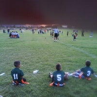 Photo taken at Northglen Peewee Football by Toby C. on 9/14/2011