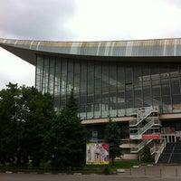 Photo taken at Павильон № 70 by Denis K. on 6/8/2012