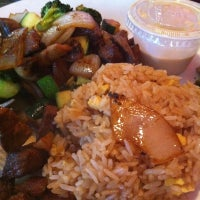 Photo taken at Rice Box by Ted D. on 8/31/2012