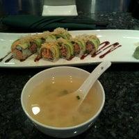 Photo taken at Koto Syracuse Japanese Steakhouse by Eric C. on 1/11/2012