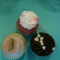Photo taken at Sift Cupcake & Dessert Bar by Jessica H. on 5/17/2012